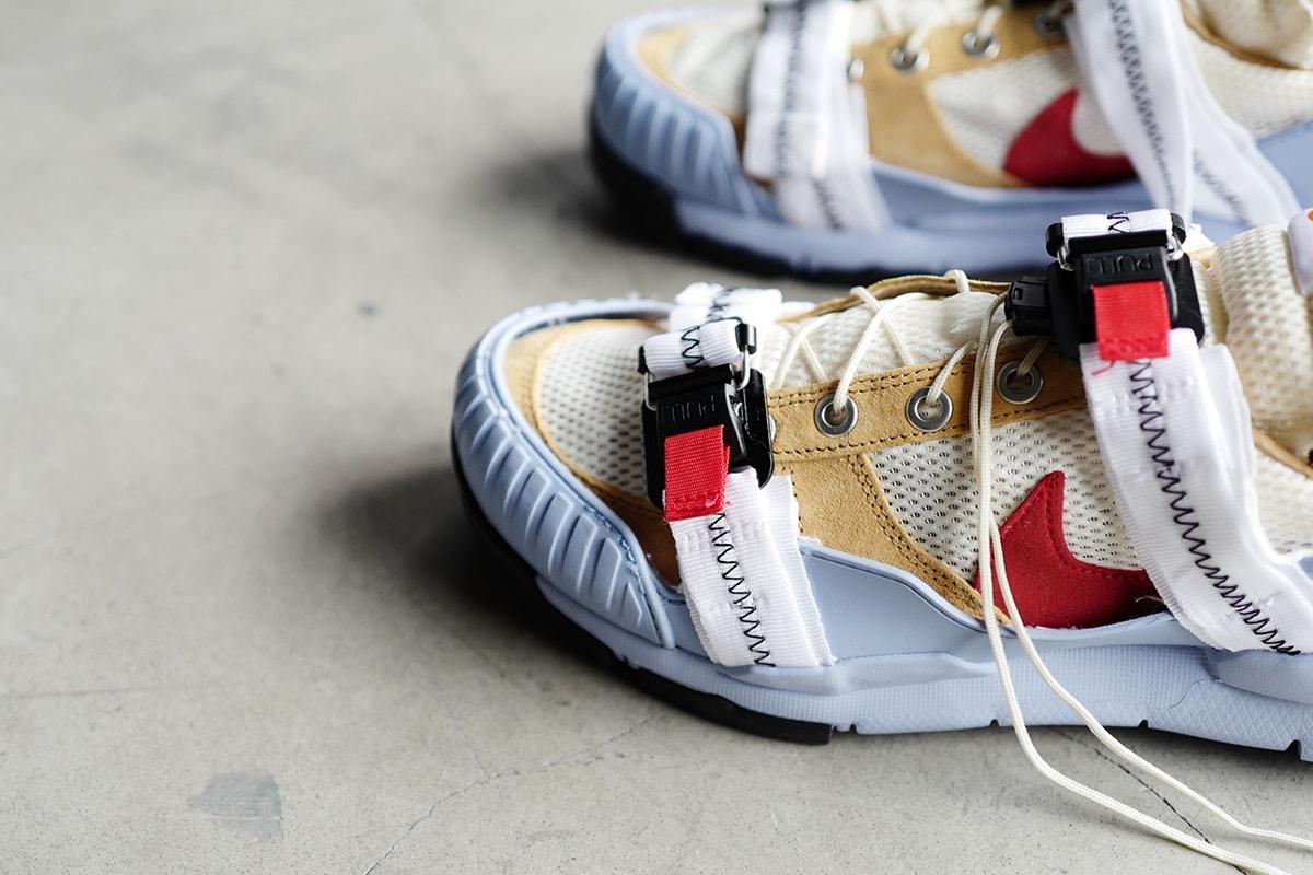 NASA 紀念特集延續篇 Tom Sachs x Nike Mars Yard Overshoe