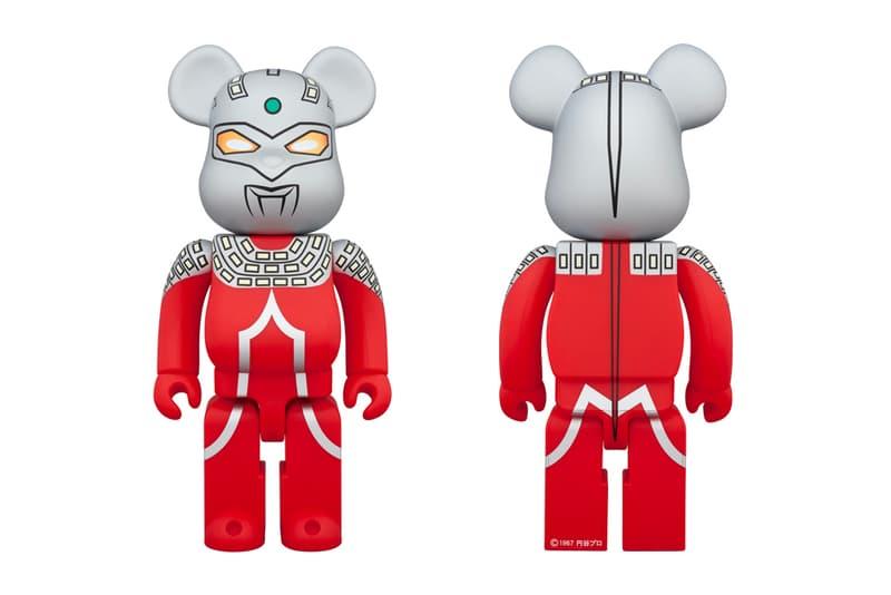 Medicom Toy 將發售 Ultraman 及 Ultraseven 形象的 BE@RBRICK