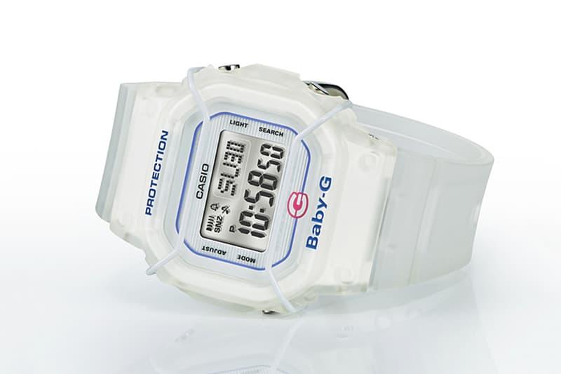 接捧紀念-BABY-G 誕生 25 周年復刻初代錶款 DW-520