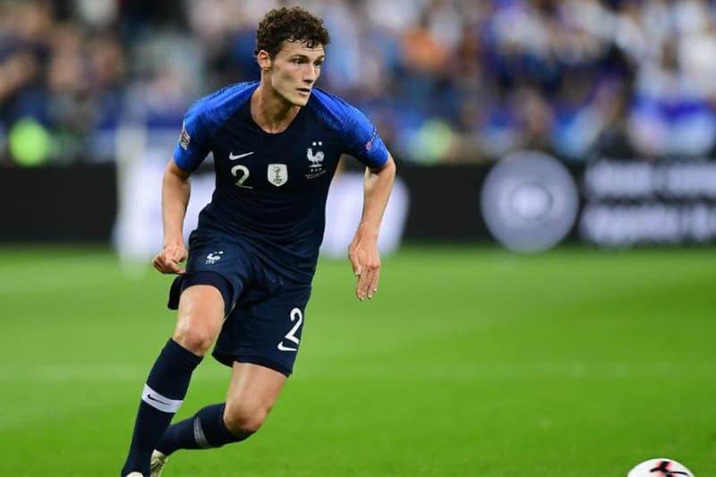 德甲轉會・拜仁慕尼黑簽下法國世界盃功臣 Benjamin Pavard