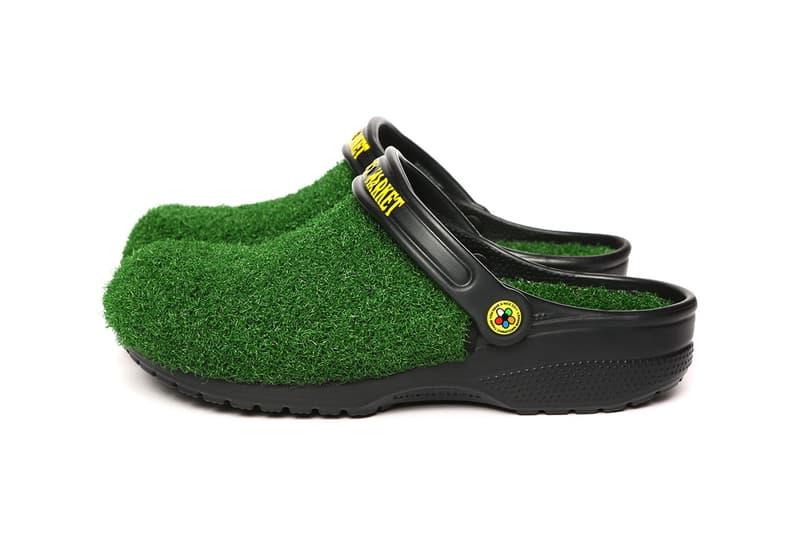 Chinatown Market x Crocs 聯乘拖鞋即將上架