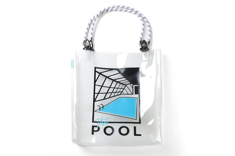 男生最熟悉的泳池-Freak's Store「That POOL」裝置企劃
