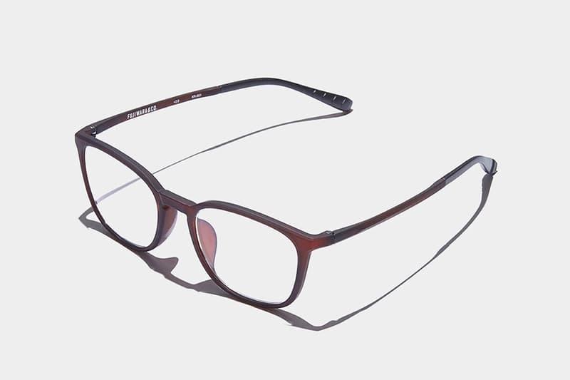 這副藤原浩 x 金子眼鏡聯名眼鏡只需 8,000 YEN