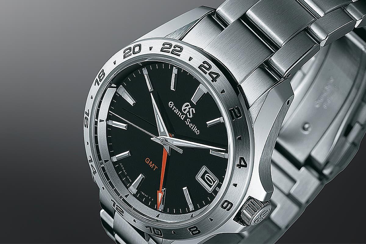 高調橙針-Grand Seiko 全新 9F GMT 現已上架