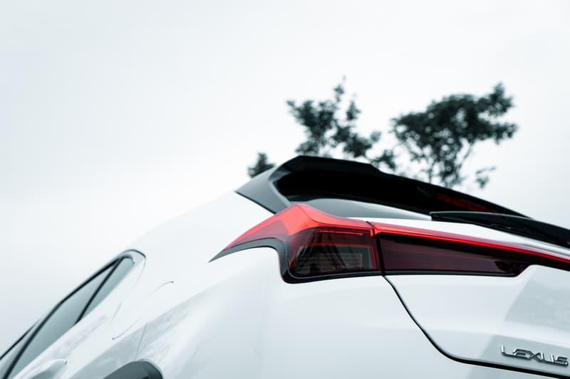 首台小型 SUV 抵港!率先欣賞 LEXUS「外形先決」車款 UX200 F SPORT