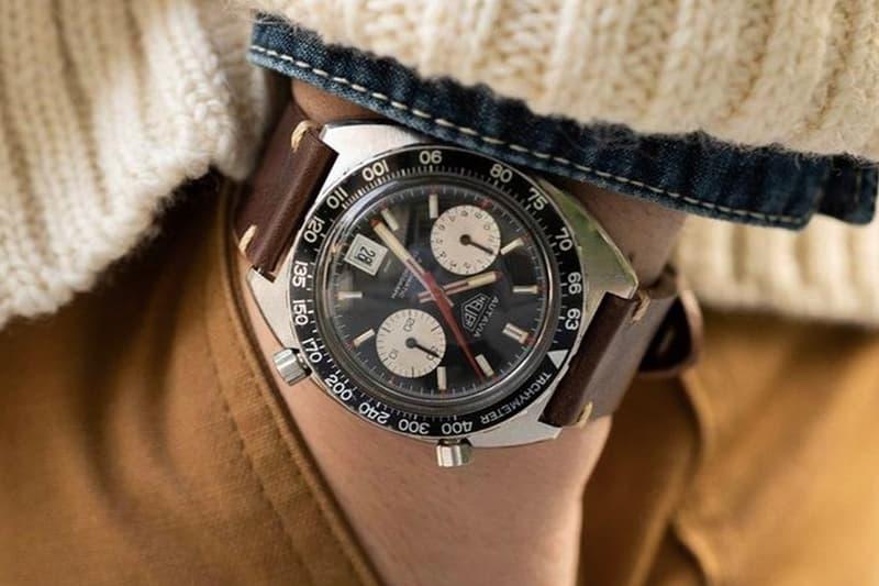 Modern Times 聯同日本古董錶店 Arbitro 舉辦期間限定古董錶展