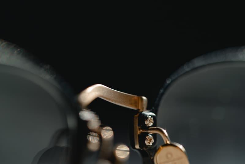 前所未有-OWDEN x The New Black Optical 聯乘皮革金屬鏡架