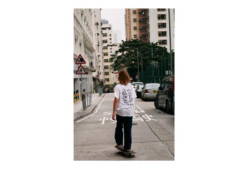 進駐 BEAMS 的香港滑板品牌 - VICTORIA HONG KONG