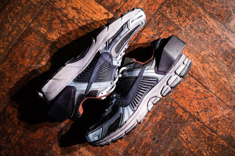 獨家近賞 A-COLD-WALL* x Nike Zoom Vomero +5 全新配色設計