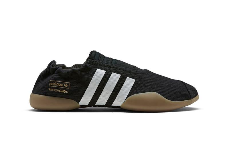 adidas Originals 推出全新鞋款 Taekwondo