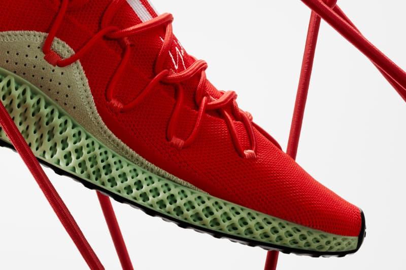 Y-3 推出 2019 春夏全新 RUNNER 4D 鞋款