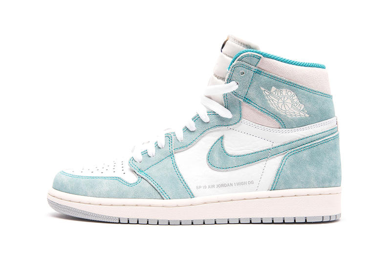 Air Jordan 1 Retro High OG「Turbo Green」細節全貌公開