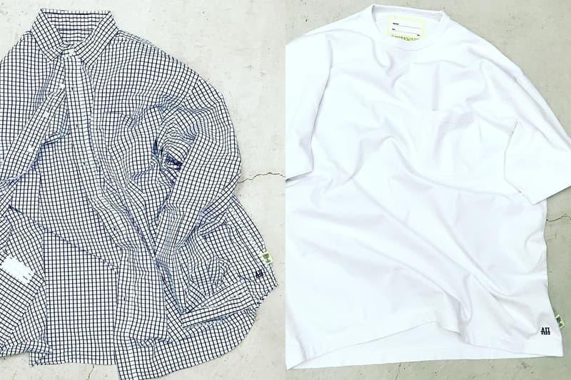 日本時尚造型師 Akio Hasegawa 聯同 SSZ 創作限定日常服系列