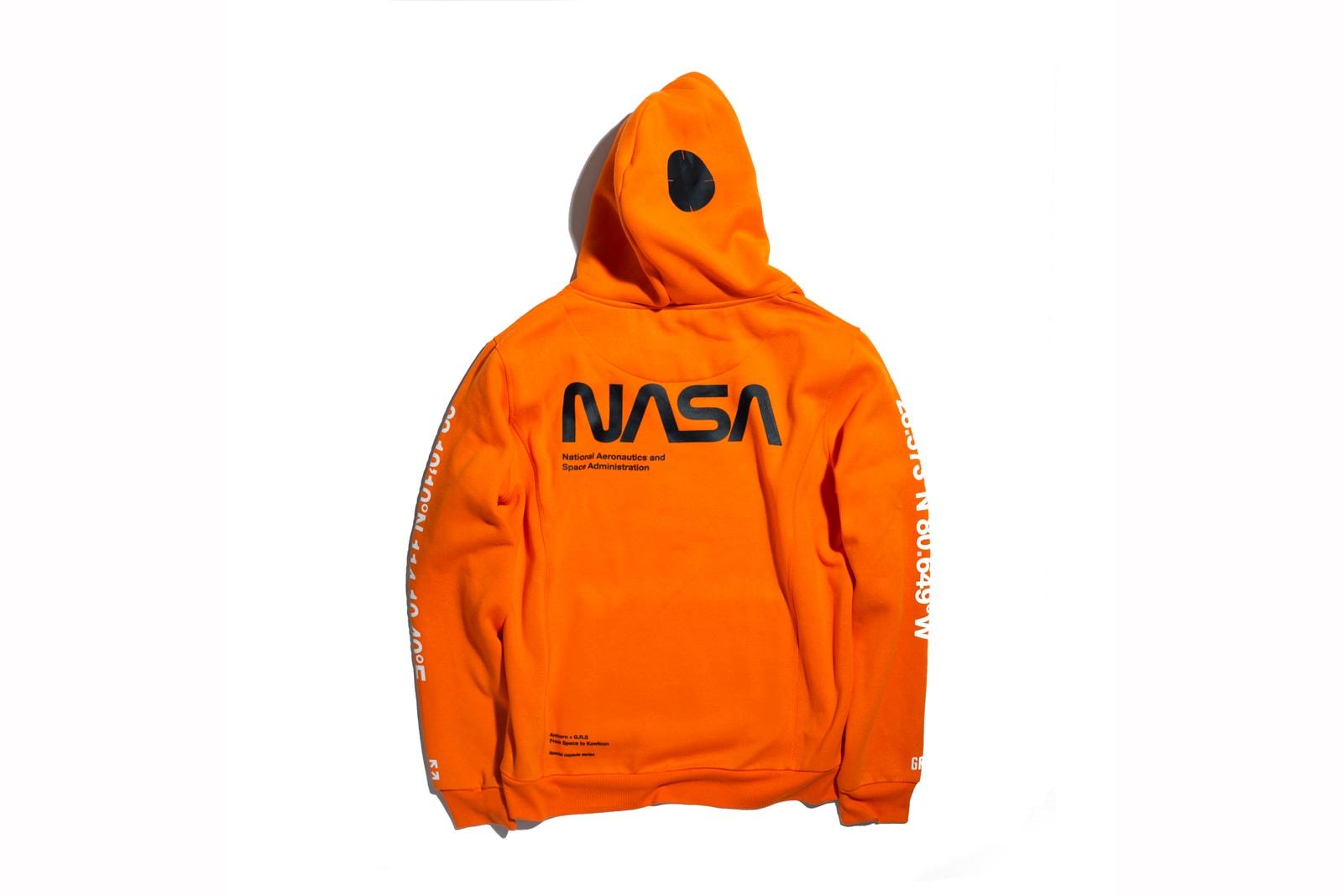 致敬 NASA-Anicorn x G.R.S 特別聯乘企劃一舉公開