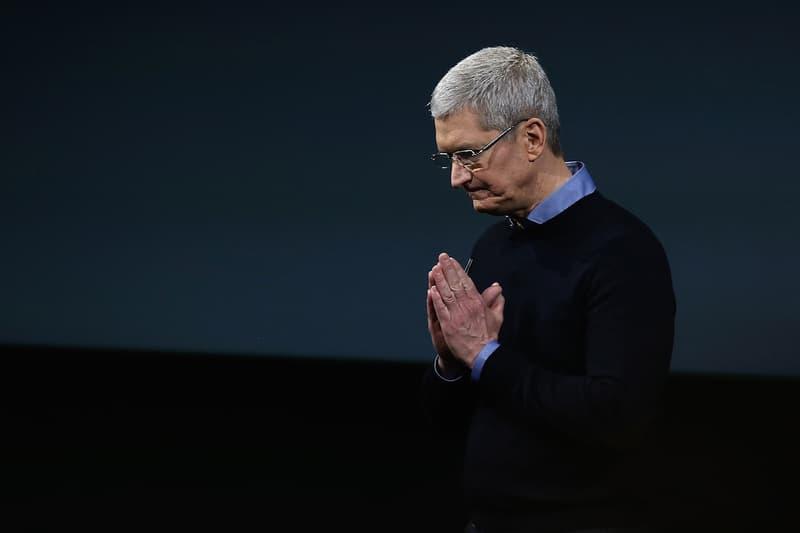 大不如前-Tim Cook 表示 Apple 於第一季度盈利或將低於預期