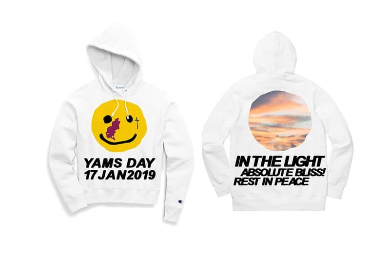 Off-White™ 及 Cactus Plant Flea Market 等推出紀念單品致敬 Yams Day