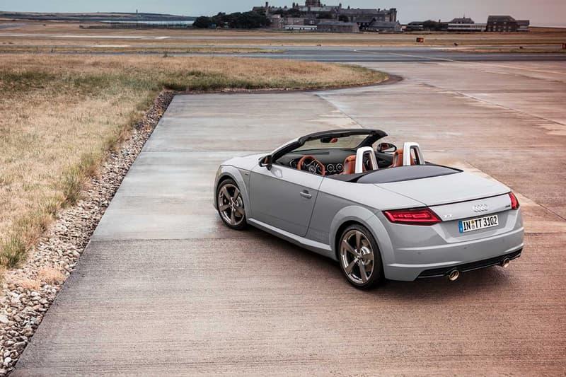 搶先預覽 Audi TT 全新 20 週年特別版本