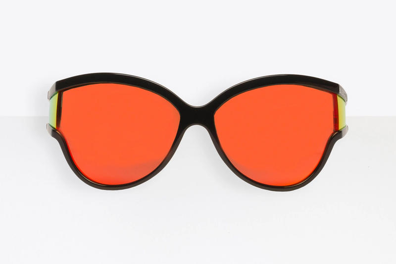 Balenciaga x Kering Eyewear 聯名眼鏡系列完整公開