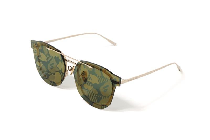 A BATHING APE® 推出全新迷彩兩用眼鏡
