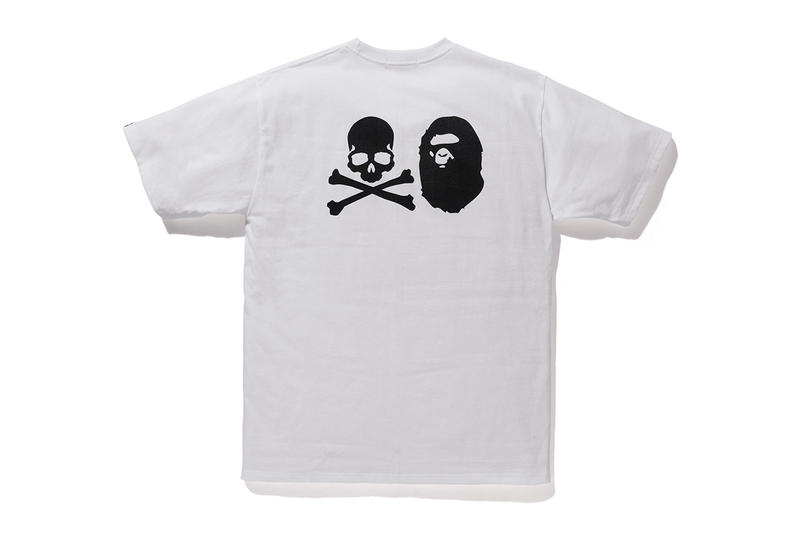 mastermind vs A BATHING APE® 全新合作系列完整公開