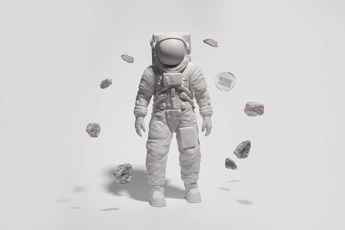 Billionaire Boys Club 全新「LANDING 001」宇航員限定玩偶登場