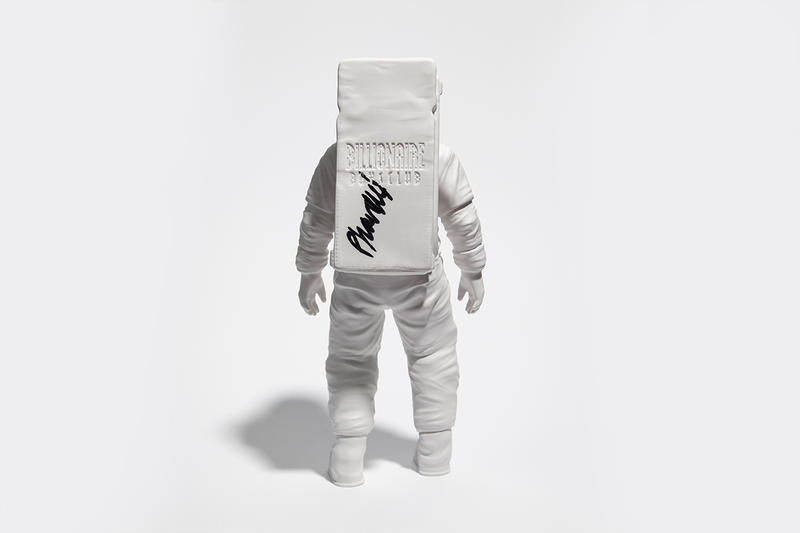 Billionaire Boys Club 全新「LANDING 001」宇航員限定玩偶登場