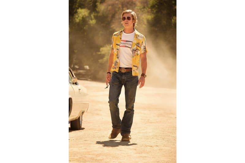 Brad Pitt 與 Leonardo 共演之 Quentin Tarantino 電影新作最新劇照釋出