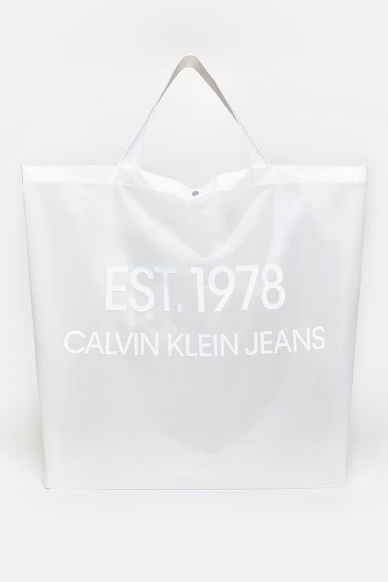 CALVIN KLEIN JEANS 支線 EST. 1978 全新系列上架