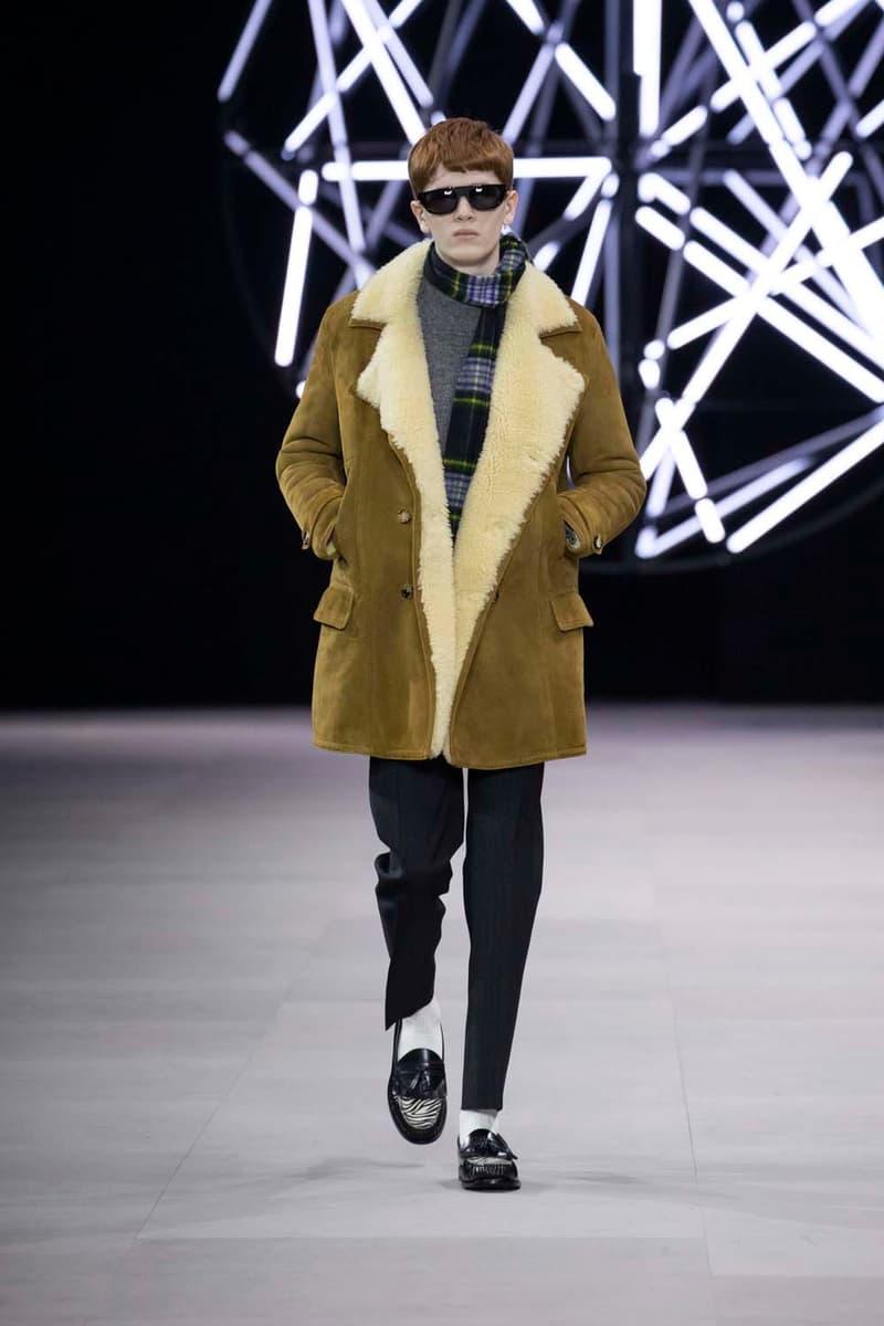 巴黎時裝周-CELINE 發佈 2019 秋冬系列
