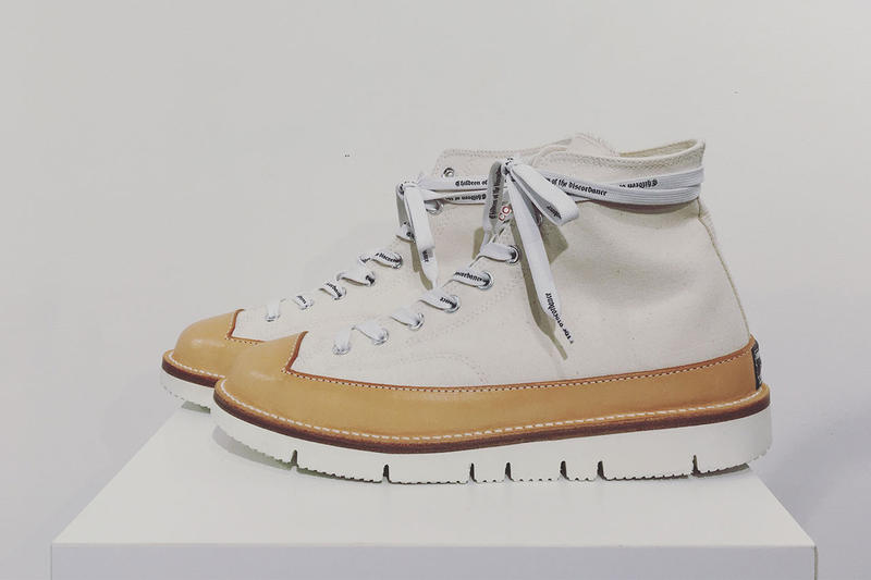 Children of the discordance 將與 RECOUTURE 推出定製 Converse Chuck Taylor All Star 鞋款