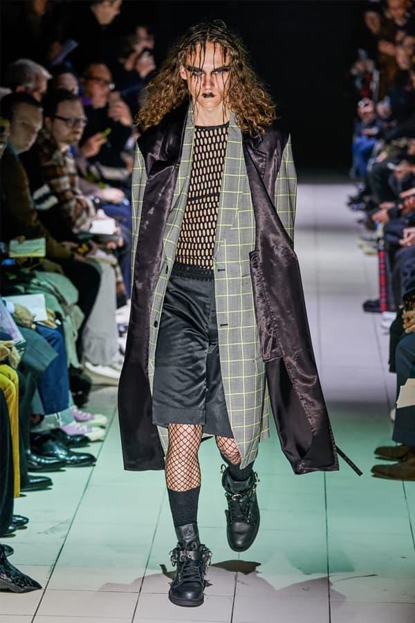 巴黎時裝周 − COMME des GARÇONS HOMME Plus 2019 秋冬系列登場