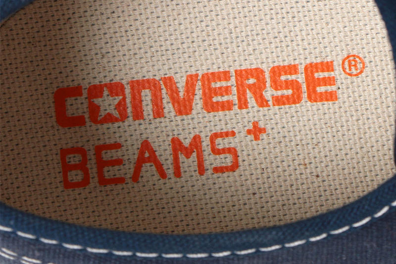 BEAMS PLUS 創立 20 周年釋出 Converse 別注 Jack Purcell