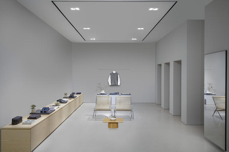COS 全球首間男裝專門店正式啟動