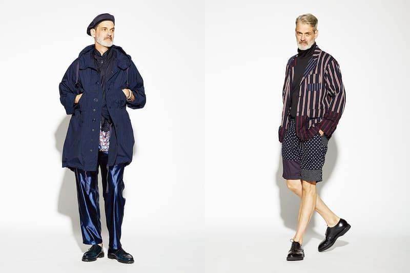 Engineered Garments 2019 春夏系列 Lookbook