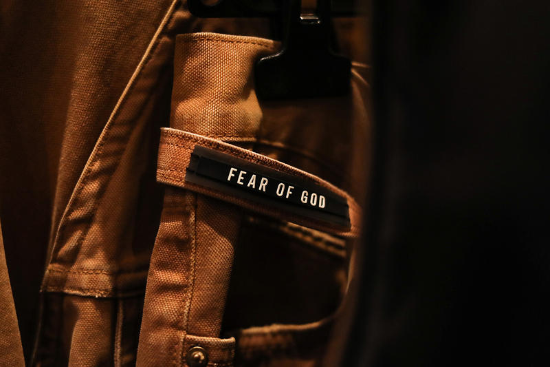 HYPEBEAST 獨家-走進 Fear of God 巴黎男裝周 Showroom