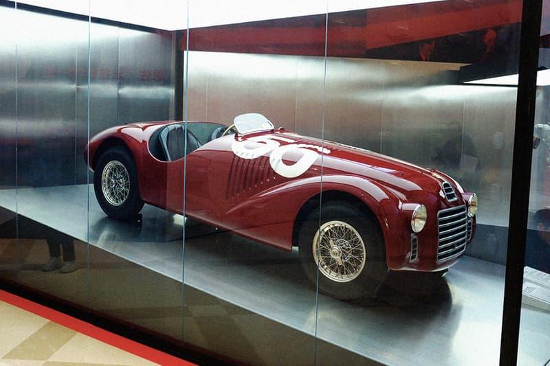 HYPEBEAST 率先走進《Ferrari: Under The Skin》世界巡迴展覽澳門站