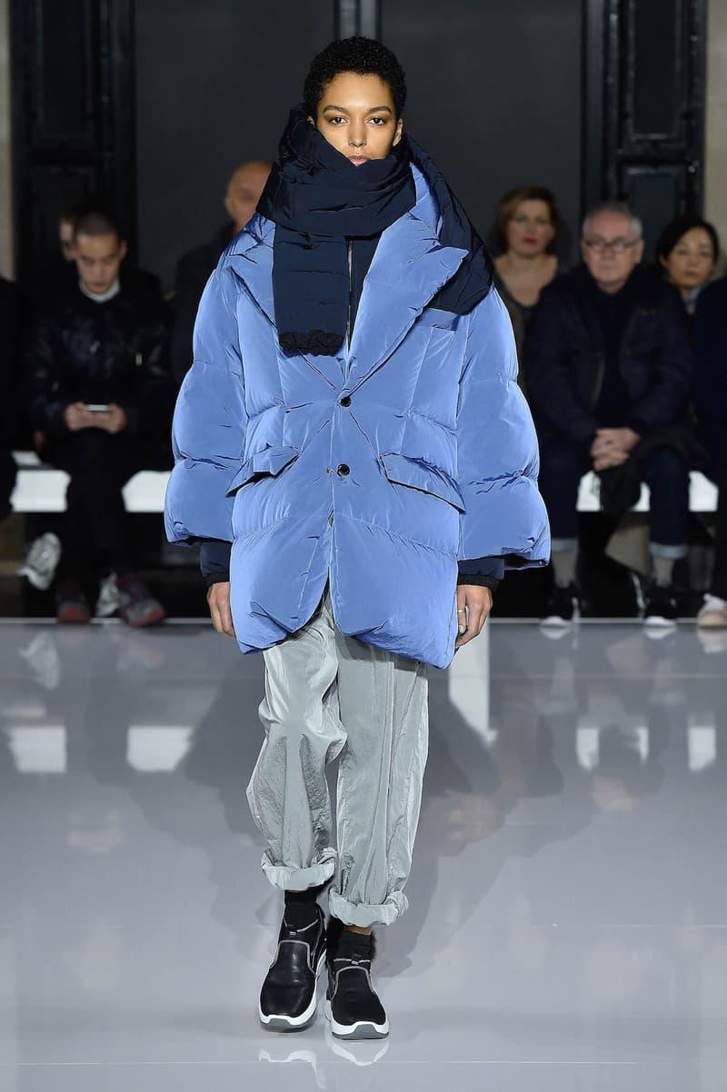 巴黎時裝周 − Fumito Ganryu 發佈 2019 秋冬系列