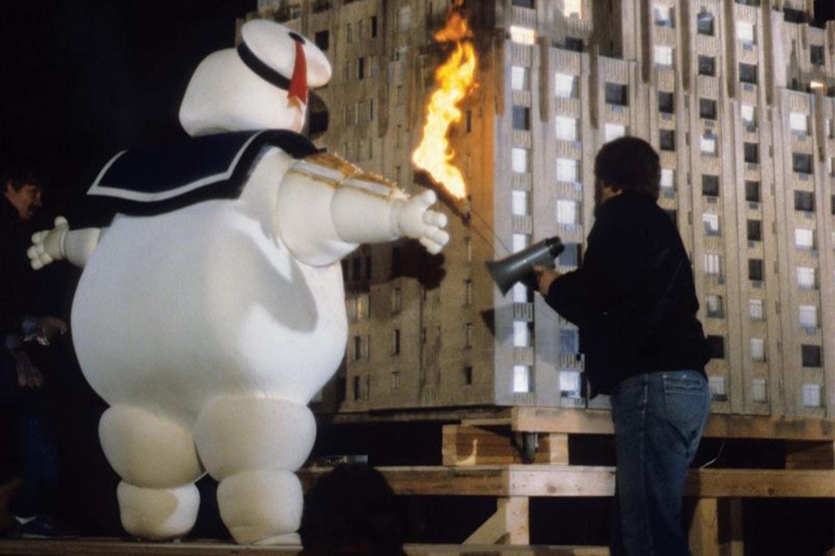 傳奇科幻電影《Ghostbusters》回憶錄