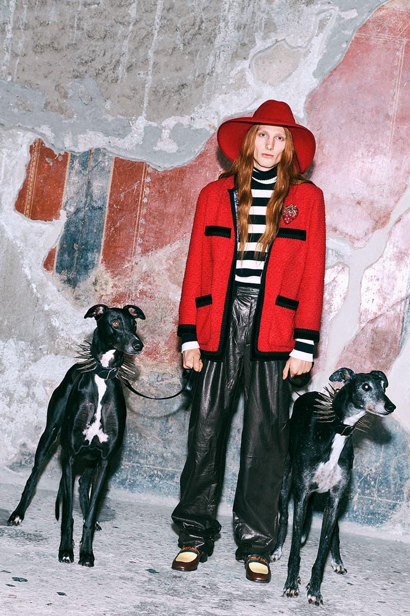 Gucci 發佈 2019 早秋系列 Lookbook