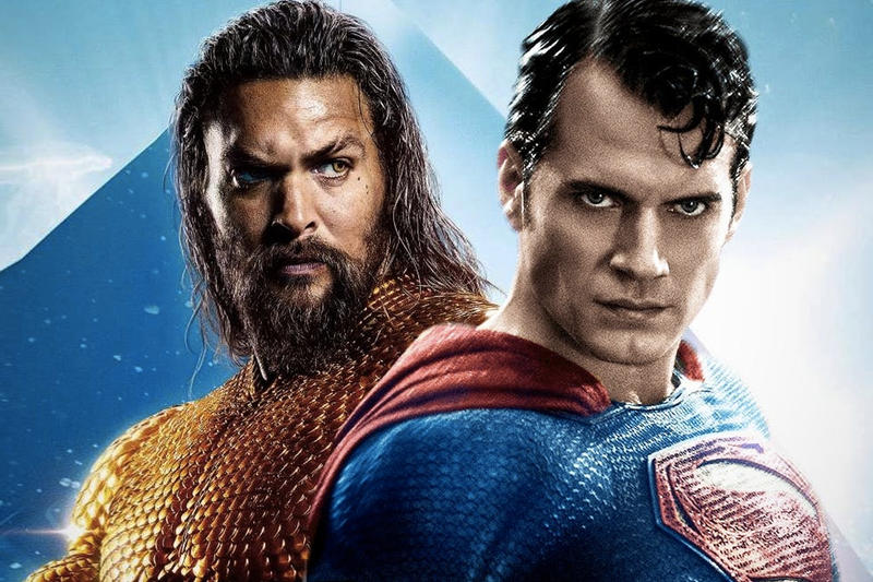 DC 史上最賣座!「超人」Henry Cavill 搞笑祝賀《Aquaman》票房大賣