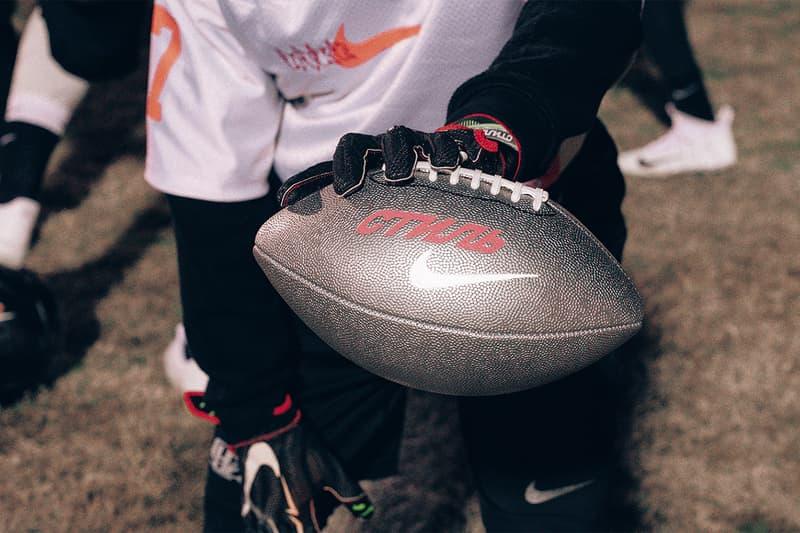 Heron Preston x Nike 全新橄欖球主題系列正式登場