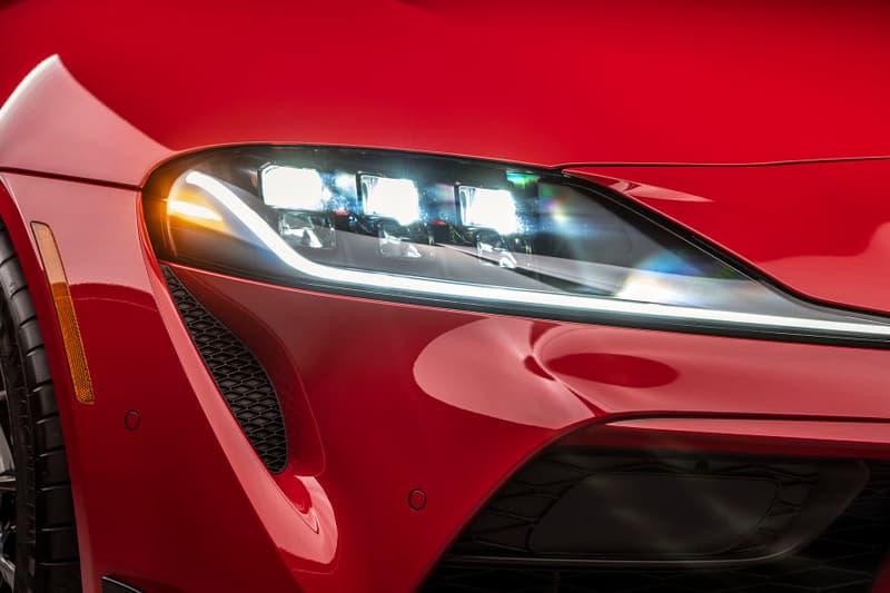 跑車神話終極登場-TOYOTA 正式公佈 2020 年全新 Supra 跑車