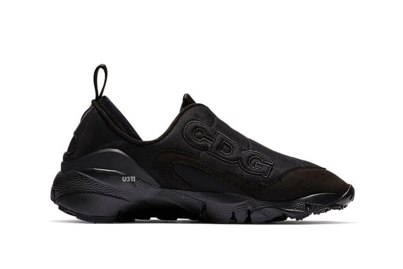 搶先預覽 BLACK COMME des GARÇONS x Nike Footscape Motion