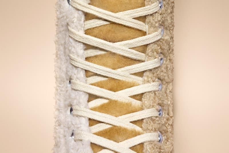 聯乘再起-CLOT x Converse 以北極點為靈感推出新系列