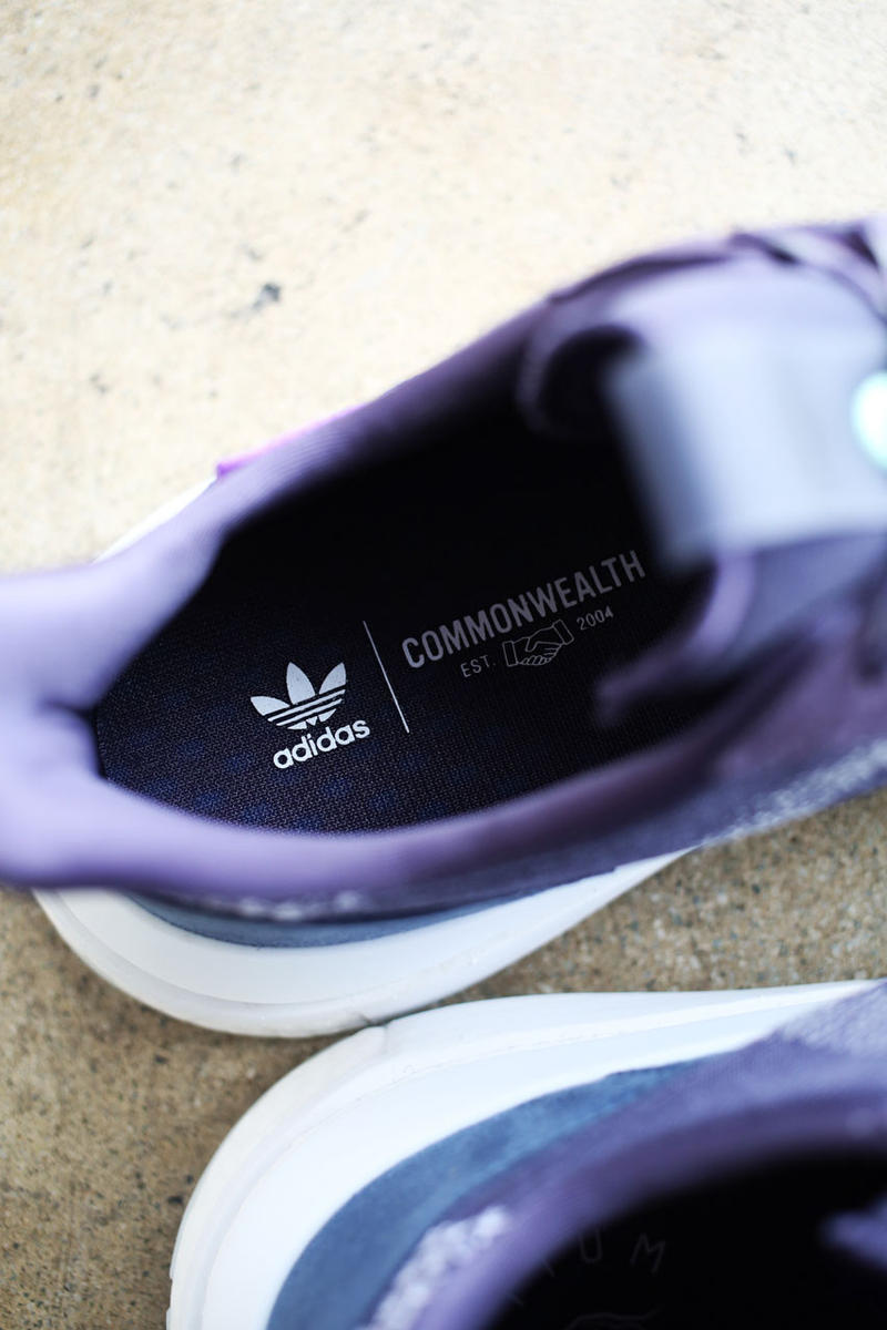 Commonwealth 聯乘 adidas 推出「親友」限定配色 ZX500