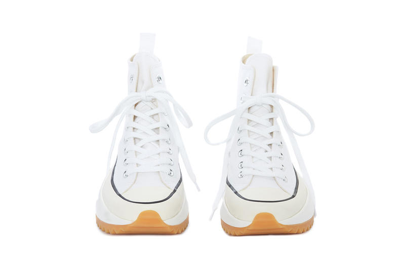 JW Anderson x Converse 2019 春夏鞋款 Run Star Hike 公開上架情報