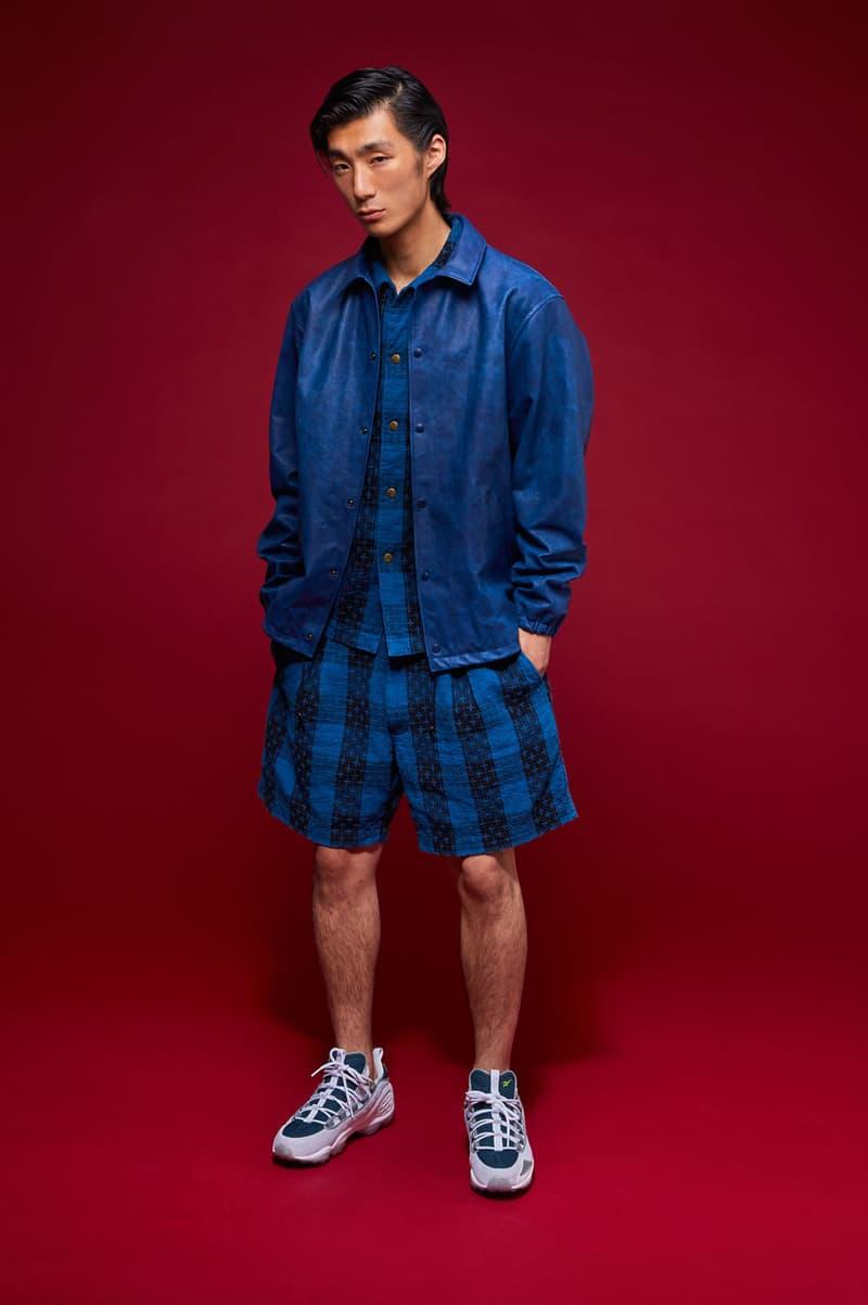 日本藍染古布品牌 KUON 發佈 2019 春夏系列