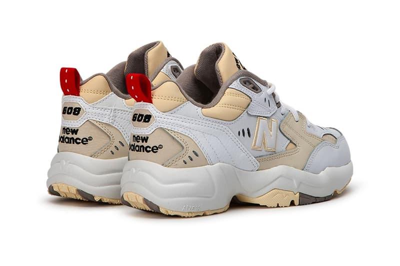 重裝老爹鞋-New Balance 推出新鞋款 WX608 RW1