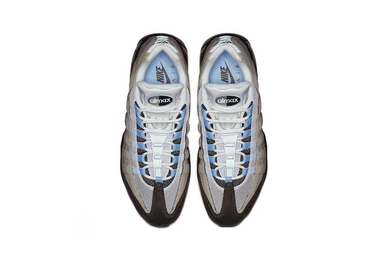以 OG 作基礎-Nike Air Max 95 推出全新「Aluminum」配色