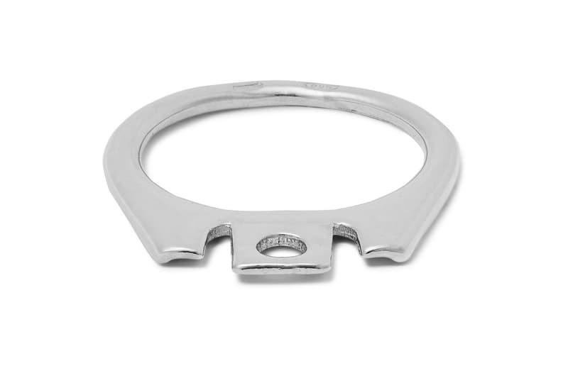 童年回憶-Raf Simons 推出「汽水拉環」戒指